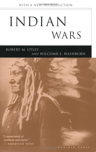 Indian Wars   2002 (Reprint) edition cover
