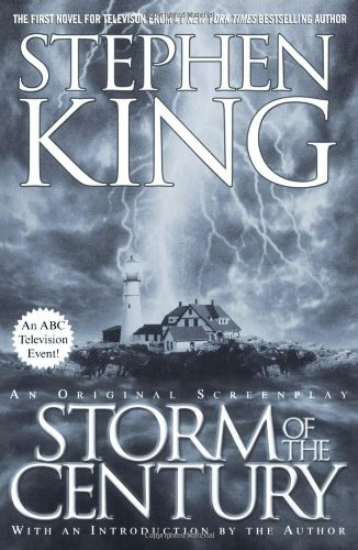 Storm of the Century An Original Screenplay  1999 edition cover