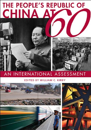 People's Republic of China at 60 An International Assessment  2011 9780674060647 Front Cover