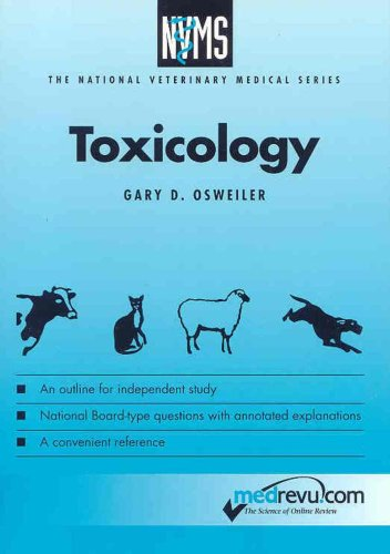 Toxicology   1996 9780683066647 Front Cover