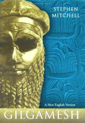Gilgamesh A New English Version  2004 edition cover