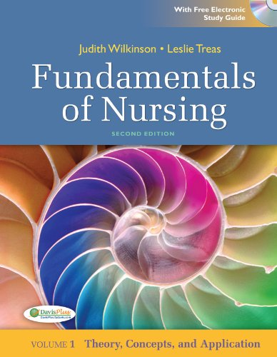 Fundamentals of Nursing - Vol 1 Theory, Concepts, and Applications 2nd 2011 (Revised) edition cover
