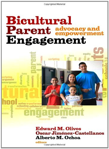 Bicultural Parent Engagement Advocacy and Empowerment  2011 edition cover