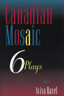 Canadian Mosaic   1995 9780889242647 Front Cover