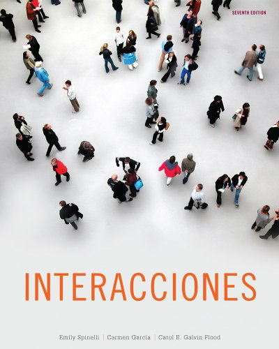 INTERACCIONES-W/ACCESS CARD    N/A edition cover