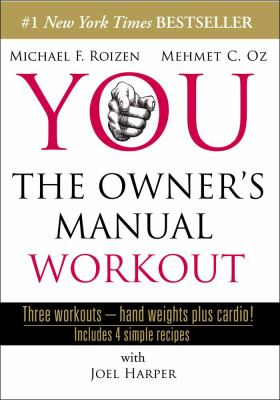 You: The Owner's Manual Workout  2008 edition cover