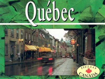 Quebec  2nd 2002 (Revised) 9781550417647 Front Cover
