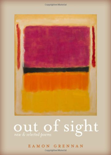 Out of Sight New and Selected Poems N/A 9781555975647 Front Cover
