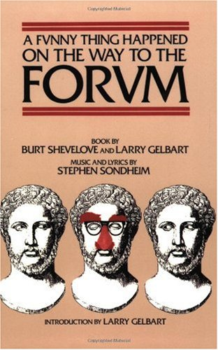 Funny Thing Happened on the Way to the Forum  N/A edition cover