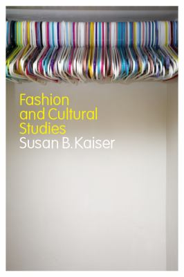 Fashion and Cultural Studies   2011 edition cover