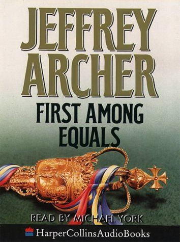 First among Equals Abridged  edition cover