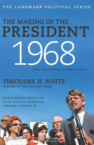 Making of the President 1968   2009 edition cover