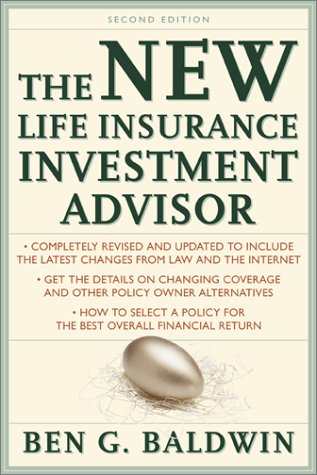 New Life Insurance Investment Advisor  2nd 2001 (Revised) edition cover