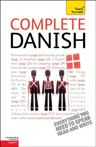 Teach Yourself - Danish  5th 2011 9780071756648 Front Cover
