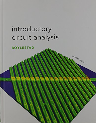 INTRODUCTORY CIRCUIT ANALYSIS and LAB MNL PKG  12th 2010 9780132110648 Front Cover