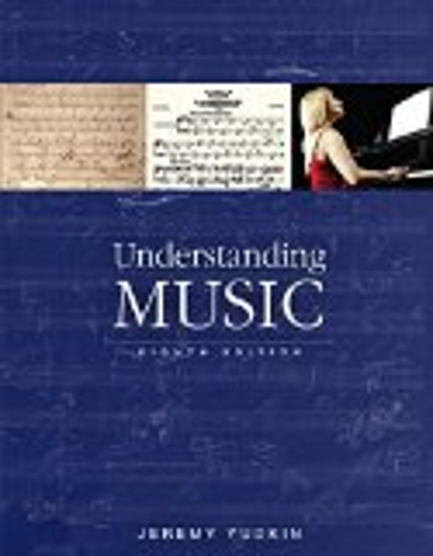 Understanding Music: Books a La Carte Edition  2015 edition cover