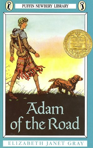 Adam of the Road   1987 (Reprint) edition cover