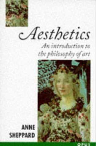 Aesthetics An Introduction to the Philosophy of Art  1995 edition cover
