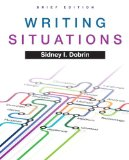 Writing Situations, Brief Edition   2015 edition cover
