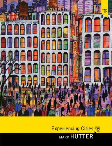 Experiencing Cities  2nd 2012 edition cover