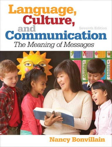 Language, Culture, and Communication  7th 2014 edition cover