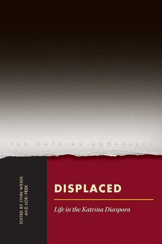 Displaced Life in the Katrina Diaspora  2012 edition cover