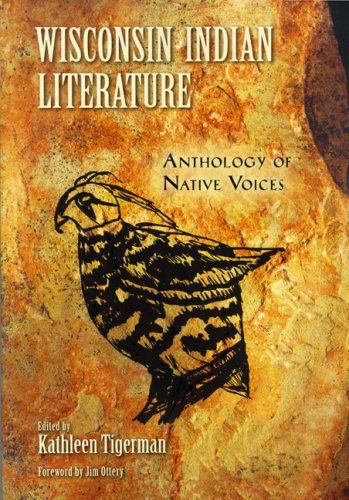 Wisconsin Indian Literature Anthology of Native Voices  2006 edition cover