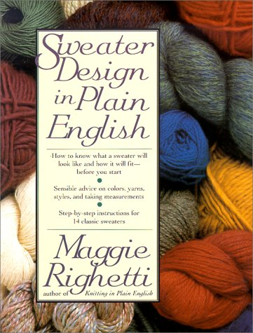Sweater Design in Plain English  N/A edition cover