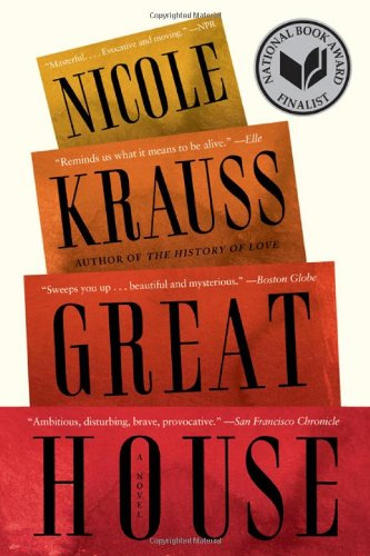 Great House   2011 edition cover