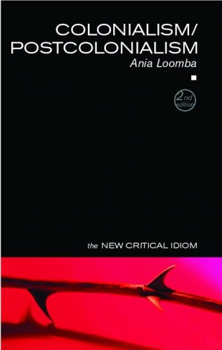 Colonialism/Postcolonialism  2nd 2005 (Revised) edition cover