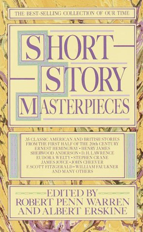 Short Story Masterpieces  N/A edition cover