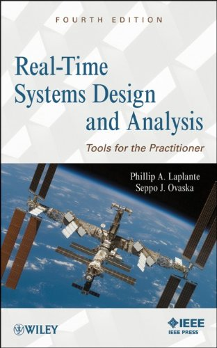 Real-Time Systems Design and Analysis Tools for the Practitioner 4th 2012 edition cover
