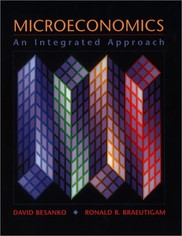 Microeconomics An Integrated Approach  2002 9780471170648 Front Cover