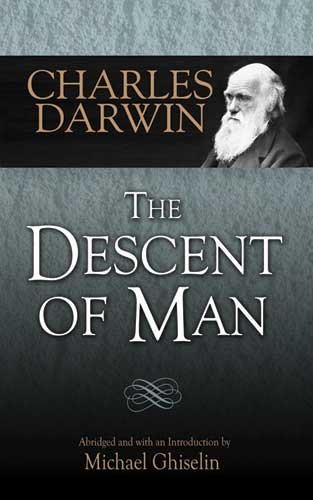 Descent of Man   2009 9780486471648 Front Cover