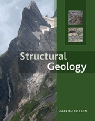 Structural Geology   2010 9780521516648 Front Cover