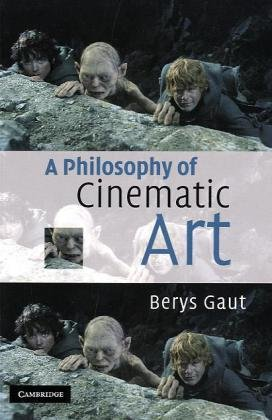 Philosophy of Cinematic Art   2010 edition cover