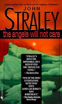 Angels Will Not Care  N/A 9780553580648 Front Cover
