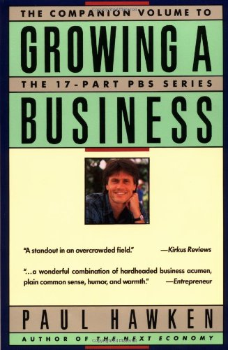 Growing a Business   1988 edition cover