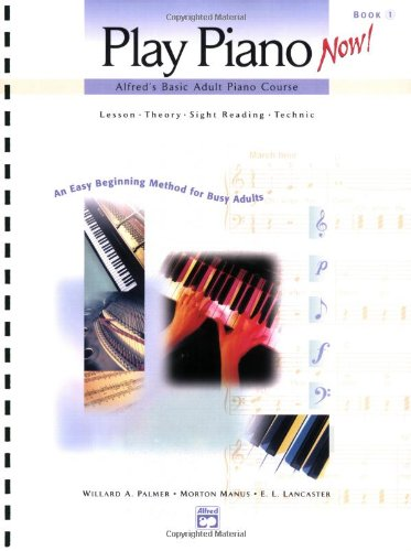 Play Piano Now!   2000 edition cover
