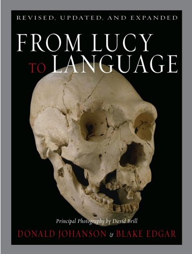 From Lucy to Language Revised, Updated, and Expanded  2006 edition cover
