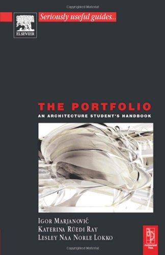 Portfolio An Architecture Student's Handbook  2003 edition cover