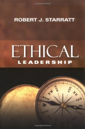 Ethical Leadership   2004 edition cover