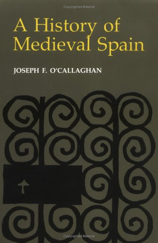 History of Medieval Spain   1983 edition cover