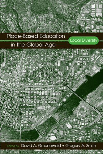 Place-Based Education in the Global Age Local Diversity  2008 edition cover