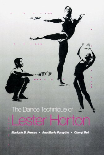 Dance Technique of Lester Horton   1992 edition cover