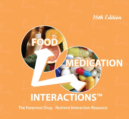 Food Medication Interactions:  2010 edition cover