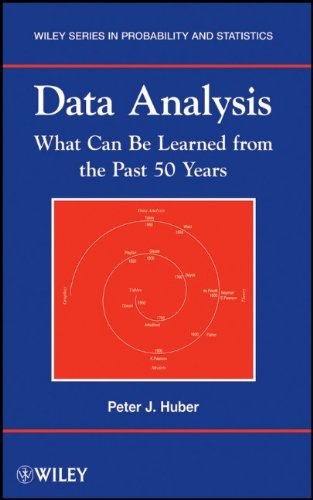 Data Analysis What Can Be Learned from the Past 50 Years  2011 9781118010648 Front Cover