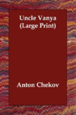 Uncle Vanya  N/A 9781406832648 Front Cover