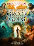 Percy Jackson's Greek Gods   2014 edition cover