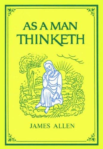 As a Man Thinketh  N/A edition cover